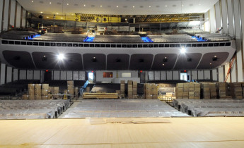 5 - Image for Performing Arts Theatre Falls Victim to Katrina