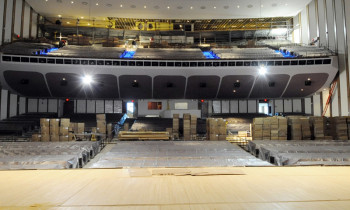 Performing Arts Theatre Falls Victim to Katrina Thumbnail Image