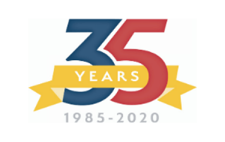 35th Anniversary Logo v2