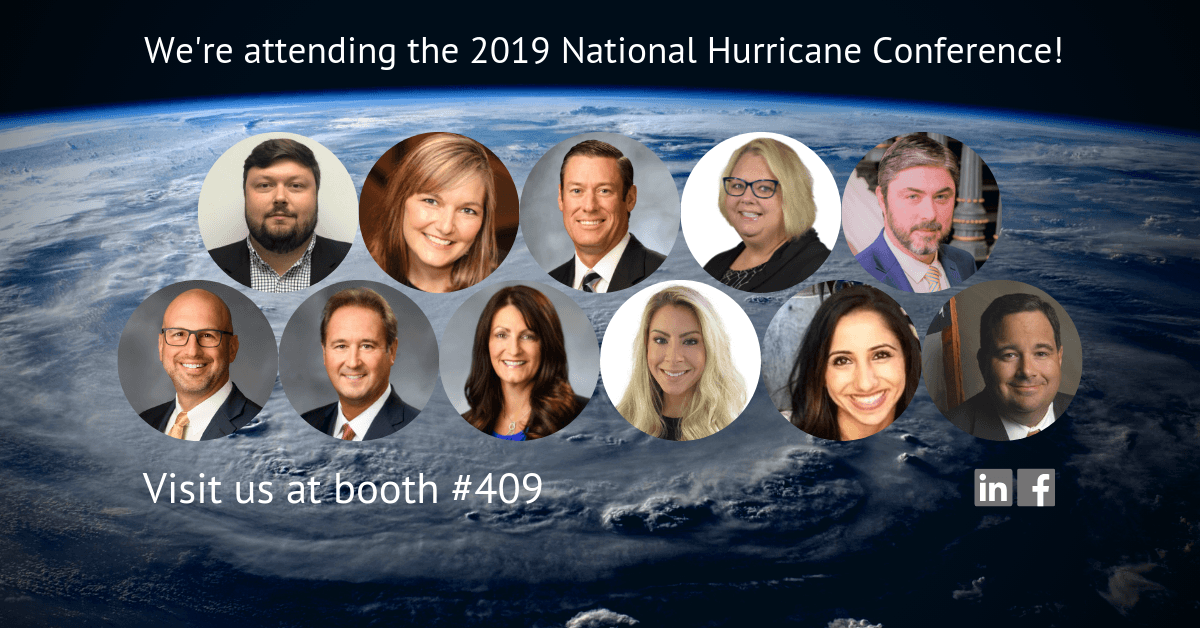 Tidal Basin to Attend the 2019 National Hurricane Conference Thumbnail Image