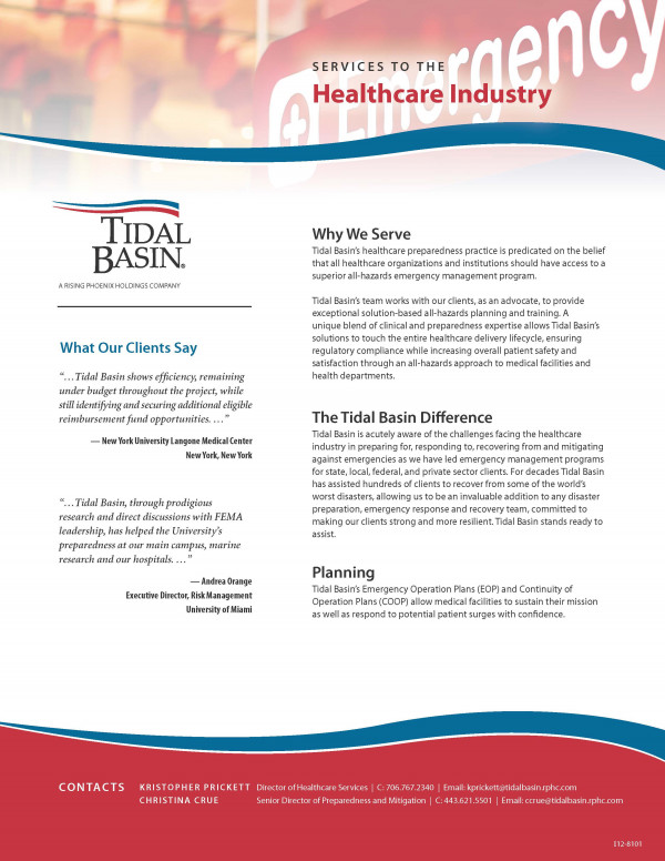 I12 8101 TB HealthCareStmt Final2 Page 1