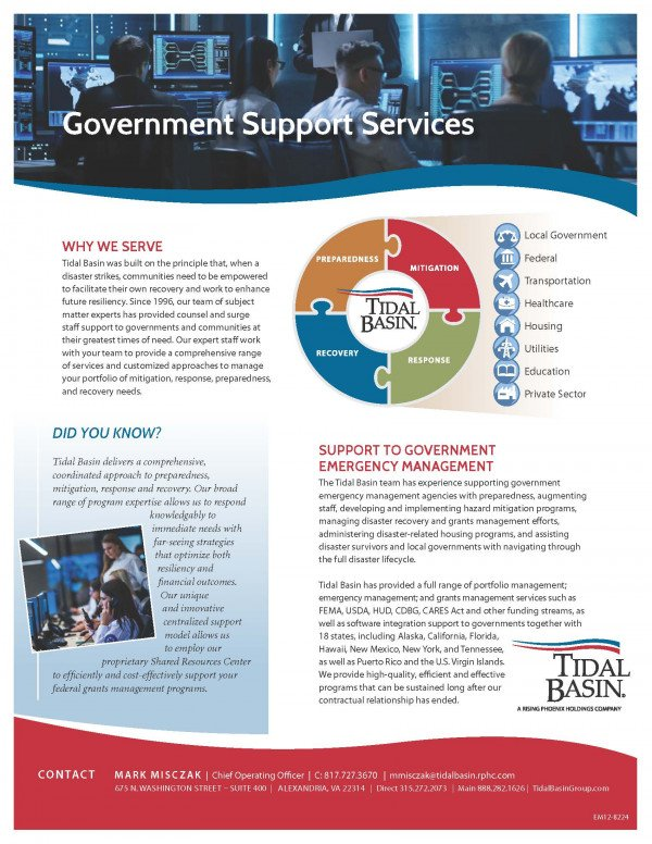 EM12 8224 Govt Support Services Final Page 1