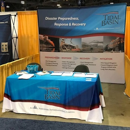 Tidal Basin Attends the 2017 IAEM Conference